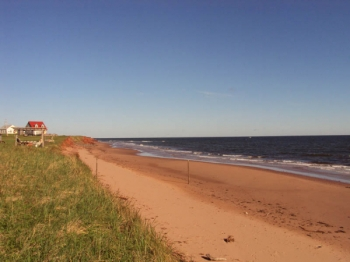 miles-of-quiet-private-beach-at-thunder-cove
